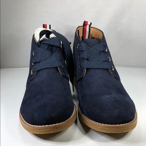 [178] Tommy Hilfiger Balbina - Womens 10 Blue Boot